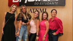 Badalado evento cultural agita noite no Shopping Iguatemi