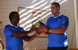 F. L. Piton / A Cidade - Técnico Márcio Pereira e coordenador Márcio Marolo podem perder o tradicional time feminino de basquete da Recreativa