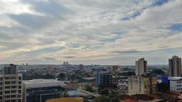 Ciclone-bomba provoca vento e frio em Ribeirão Preto