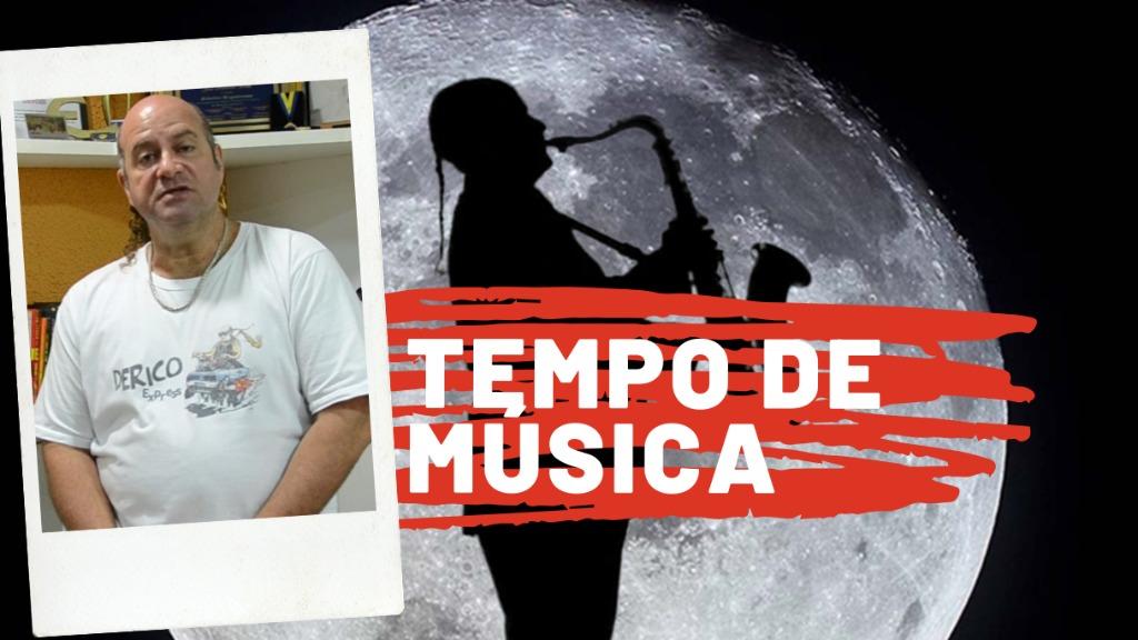 Tempo de Música - Foto: ACidade ON