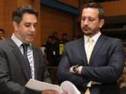 Santini tentou derrubar votação da CP na Justiça