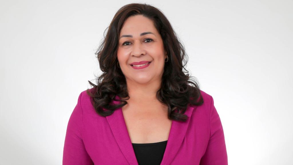Terezinha Viveiros é candidata à Prefeitura pelo Republicanos (Foto: Divulgação) - Foto: Divulgação