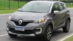 Renault Captur: versão acústica
