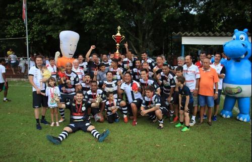 Martinez Comunicação - Vila Tibério comemora título da Série Ouro da Copa Regatas