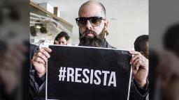 Tico Santa Cruz diz que família tem sido ameaçada após criticar Bolsonaro