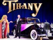 Tihany apresenta em São Carlos luxuoso espetáculo produzido em Las Vegas
