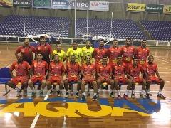 Time de Futsal da Uniara (Divulgação) - Foto: Divulgação