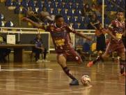 Futsal de Araraquara fica no empate em duelo pela Copa Paulista