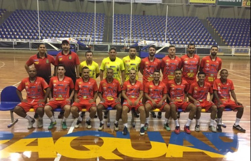 Divulgação - Time de Futsal da Uniara (Divulgação)