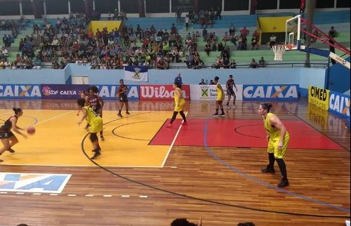Time de Araraquara foi derrotada por Santo André pelo nacional de basquete. (Foto: Divulgação/Sesi Araraquara) - Foto: Divulgação/Sesi Araraquara