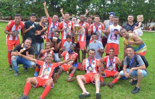 Da reportagem - Time foi campeão no domingo (Divulgação)