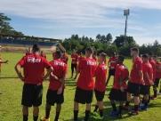 São Paulo faz últimos ajustes antes de semifinal contra o Guarani em Araraquara