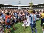 Hortências FC vence Vista Alegre e conquista título inédito do Regional