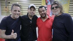 Titãs: grupo de rock é parceiro do Instituto Anelo
