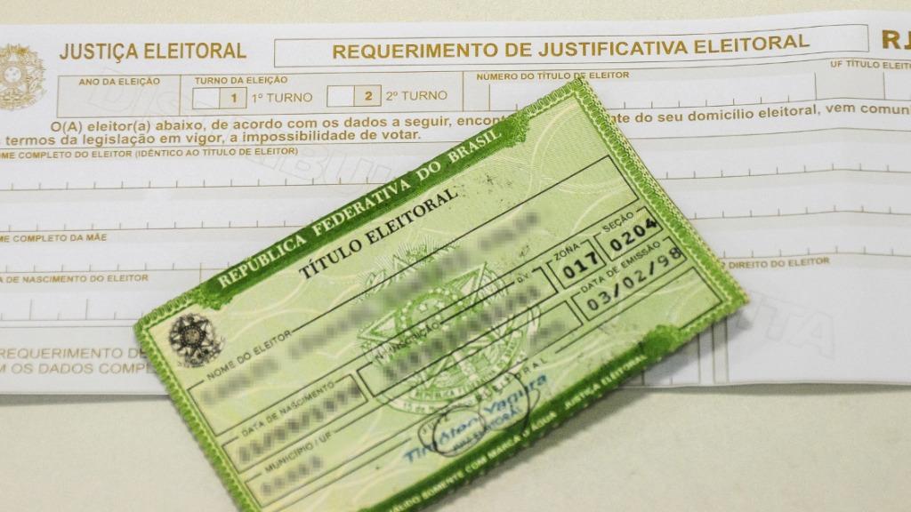 Título eleitoral (Foto: Fotoarena/Folhapress) - Foto: Fotoarena/Folhapress