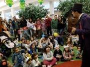 Shopping tem oficinas infantis gratuitas neste sábado