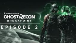 Episódio 2 de Ghost Recon: Breakpoint já está disponível