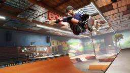 Tony Hawks Pro Skater 1 and 2 para a nova geração de consoles e Switch