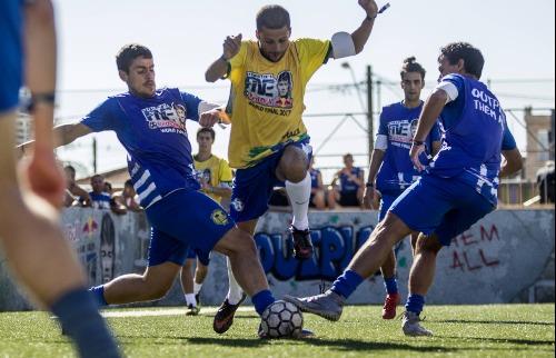 Divulgação - Torneio opõe equipes com 5 jogadores cada em partidas de dez minutos (Foto: Divulgação)