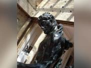 Pela 1ª vez no interior, esculturas de Rodin serão expostas em Campinas
