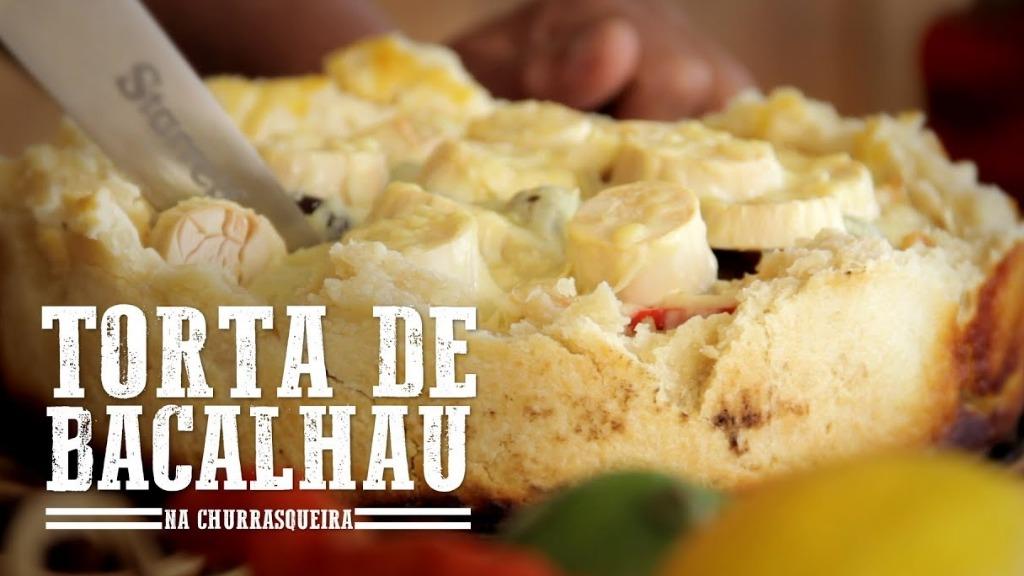 Torta de Bacalhau - Foto: ACidade ON