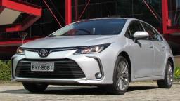 Toyota Corolla: extremamente centrado