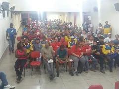 Trabalhadores dos Correios de Campinas decretaram greve em assembleia. Crédito: Divulgação - Foto: Crédito: Divulgação