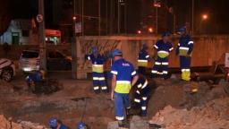 Abastecimento de água é retomado no Botafogo e Centro