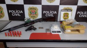 Comerciante é preso por tráfico de drogas em Ribeirão Preto
