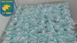 Baep fecha laboratório de refino de cocaína em Ribeirão Preto