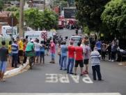 Transerp libera trânsito na região da avenida Caramuru