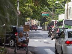 Média de 29 acidentes por dia foi registrada no ano passado em Ribeirão - Foto: Weber Sian / A Cidade