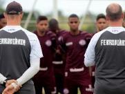 Ferroviária está praticamente definida para partida contra o Palmeiras