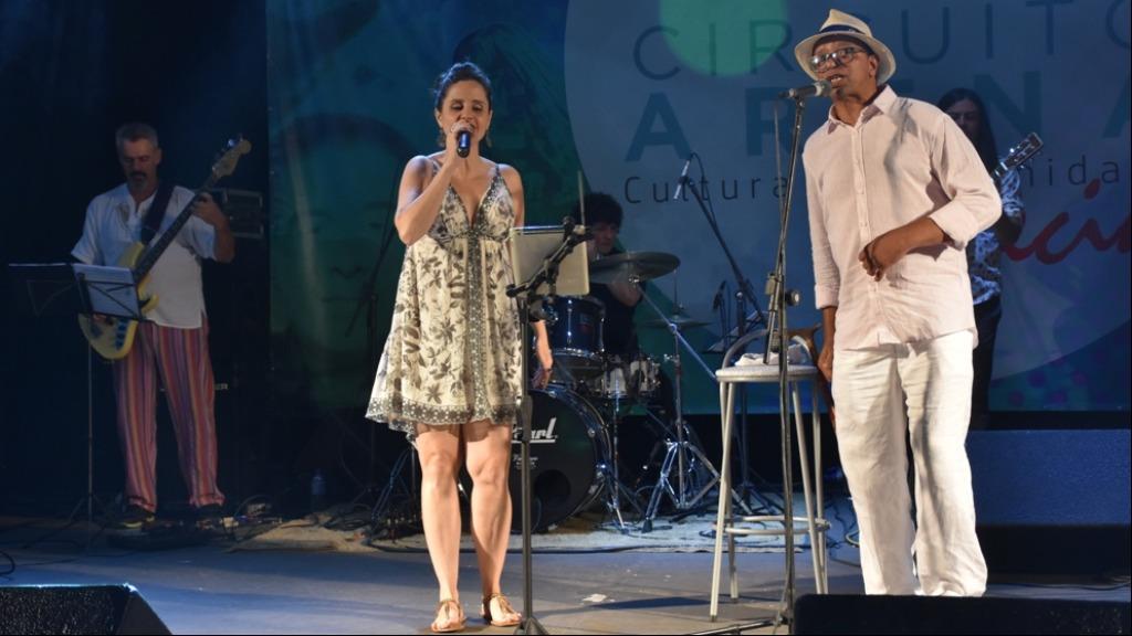 Público lotou Teatro de Arena no Tributo a Jair Rodrigues. Foto: Divulgação - Foto: Divulgação