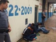 Polícia prende quarto membro de quadrilha que faria assalto na Vila Xavier