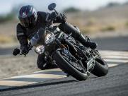 Nova geração da Triumph Speed Triple perde peso e ganha esportividade