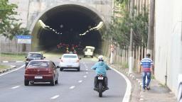 Túnel Joá Penteado será fechado neste sábado