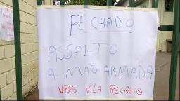 Funcionários fecham unidade de saúde após roubo em Ribeirão