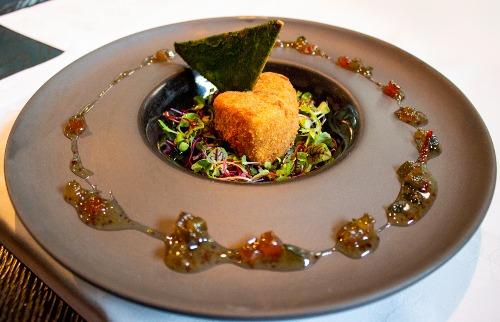Um dos pratos do menu do La Palette, restaurante participante da promoção. (Foto: Divulgação) - Foto: Divulgação