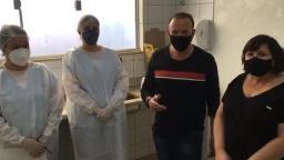 UPA da Vila Xavier recebe máquina que