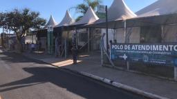 Araraquara entra em lockdown total com 1,5 mil doentes com covid-19