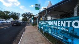 Araraquara registra mais 96 novos casos de covid-19