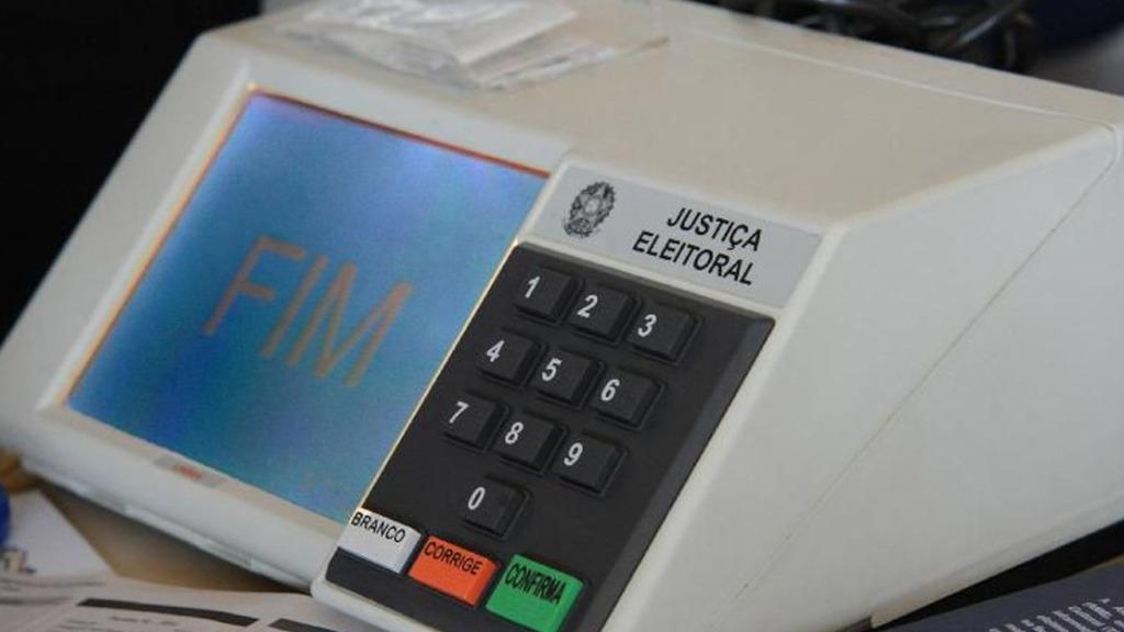 Urna eletrônica (Foto: Elza Fiúza/Agência Brasil) - Foto: Divulgação