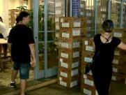 Urnas eletrônicas devem ser distribuídas até o final da tarde em Ribeirão