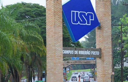 Vista do campus da USP em Ribeirão Preto - Foto: USP Imagens
