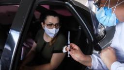 SP anuncia vacina para grávidas e puérperas sem comorbidades