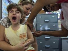 Vacinação contra febre amarela continua nos postos de saúde de Araraquara (Foto: Amanda Rocha) - Foto: Da reportagem