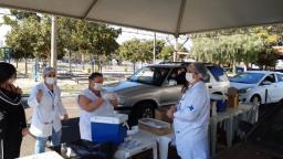 São Carlos realiza plantão de vacinação contra Covid-19 com foco em 2ª dose