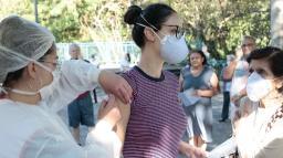 Gripe: Campinas vacinou 106 mil; campanha continua segunda
