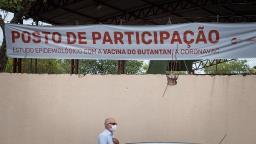 Com vacina, Plano SP mostra queda de casos e mortes em Serrana